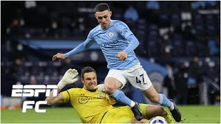 Manchester City vs. Southampton reaction: Should Phil Foden have gone to ground? | ESPN FC