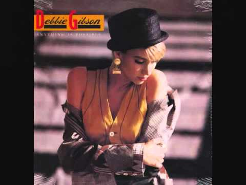 Debbie Gibson Anything Is Possible ( U.S. 12 Inch Mix )