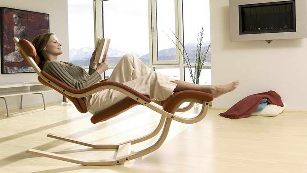 Most Comfortable Chair For Reading Herman Miller Dining Chairs In Bedroom Youtube