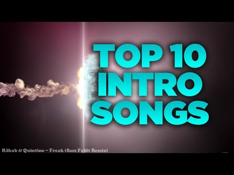 ♫ INTRO MUSIC ♫ Top 10 Best Intro Songs 2017 (Incl. Trap, House & Rap)