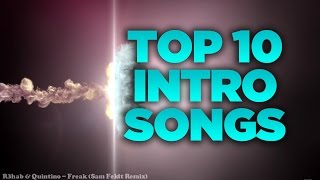 intro music top 10 best intro songs 2017 incl trap house rap