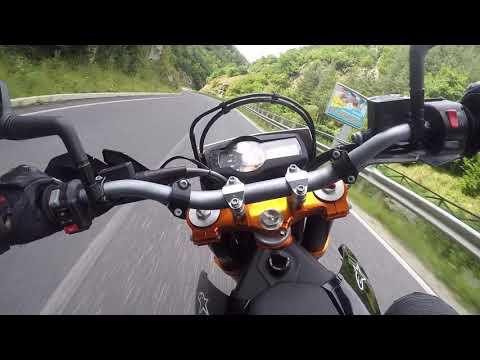 KTM  SMC R & Honda CBRRR Race Adrenaline