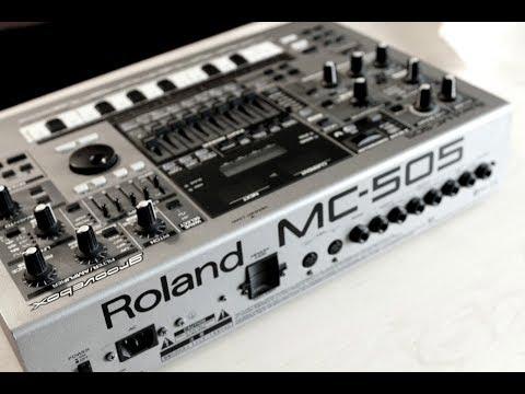 Groovebox 505 EP [Roland MC-505 Groovebox Songs]