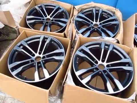 BMW 750i на 24-дюймовых дисках Lexani Wheels на 4 точки. Шины и .