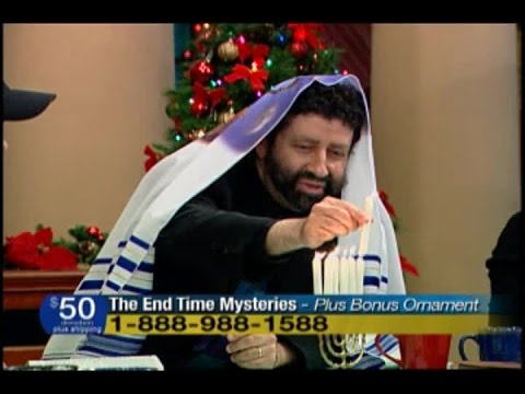 Jonathan Cahn: Hanukkah foreshadows the Antichrist and End Time (part 1 of 2)