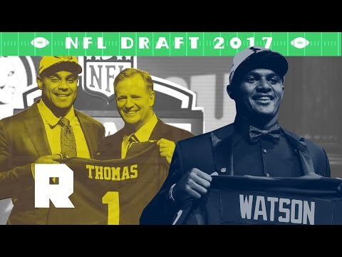 Who Won Round 1 Of The NFL Draft? | 2017 NFL Draft | The Ringer
