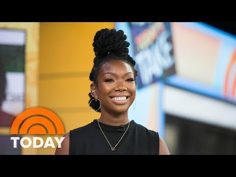 Brandy Norwood Talks Return To 'Chicago' And Reveals Her Favorite Song | TODAY