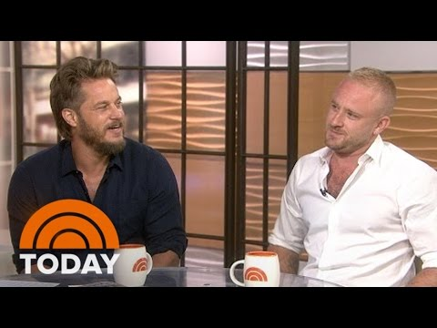 Travis Fimmel, Ben Foster Didn't Play Video Game Before 'Warcraft'  TODAY
