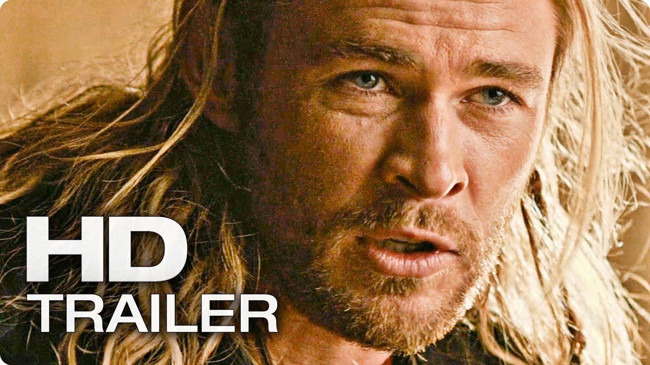 Thor 2 The Dark World Trailer 2 Deutsch German 2013 Hd Youtube