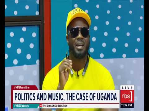 NBS FRONTLINE 3RD JAN 2019 PART 2A: POLITICS  AND MUSIC, CASE UGANDA