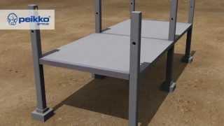 DELTABEAM® Composite Beam System 2