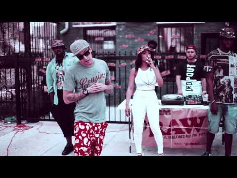 RAW Cypher: CJ Fly, Nitty Scott MC, Chris Webby, Smoke Dza