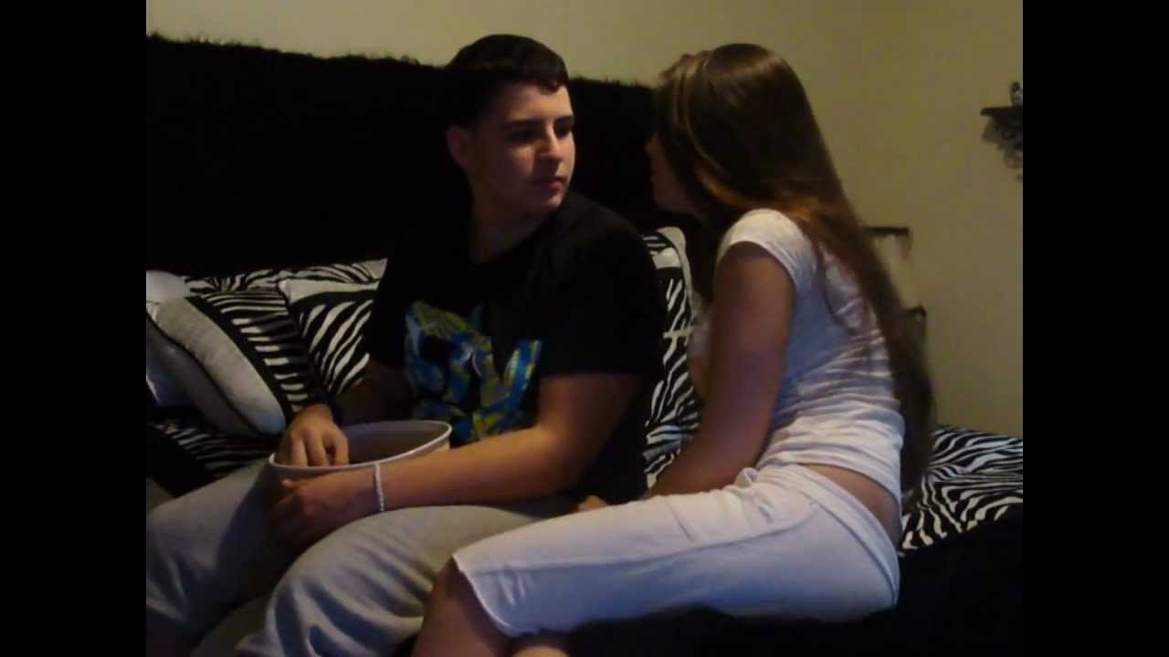Teen Couple Homemade