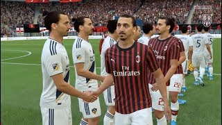 FIFA 20 Sim: A Team of Zlatan Ibrahimovics vs. A Team of Zlatan Ibrahimovics