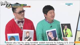 Download Video [INDO SUB] 130410 Weekly Idol SHINee EP.2 FULL MP3 3GP MP4