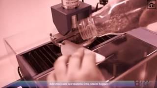 Chocolate 3D Printer In India