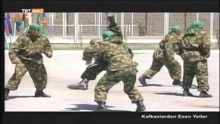 Azerin - Bizi İntikama Çağırır Cengi - Azerbaycan'dan Müzik Videosu - TRT Avaz