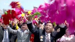Північна Корея продемонструвала військову техніку