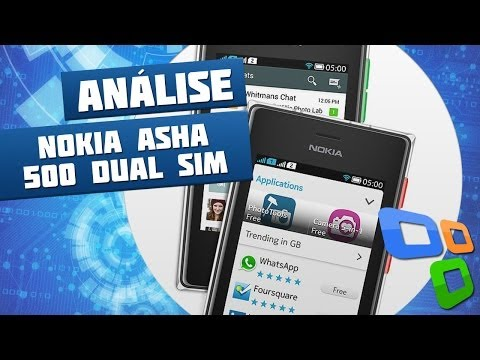 Nokia Asha 500 [Análise de Produto] - Tecmundo