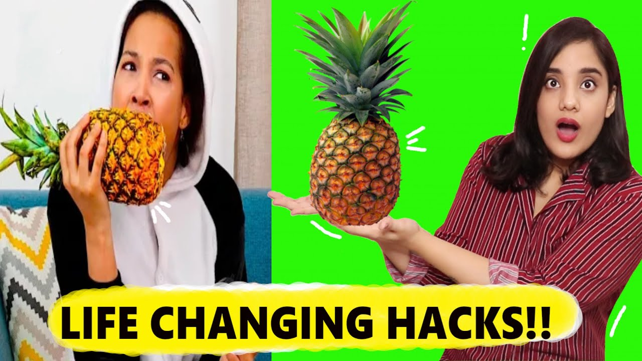 Testing Viral LIFE CHANGING Hacks by 5 Minute Crafts with SISTER | *OMG they worked* | Life Shots