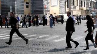Roma - Set cinematografico di