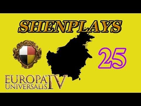 Europa Universalis 4 - Brunei 25
