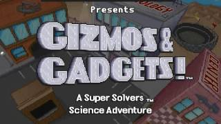 Gizmos & Gadgets Soundtrack - Aircraft Warehouse
