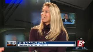 MorningLine: Living a Healthy Lifestyle P.1