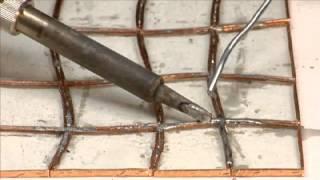 Tips on Soldering Copper Foil