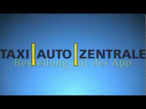 Taxi App Stuttgart