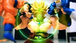 Dragon Ball Stop Motion - Great Broly