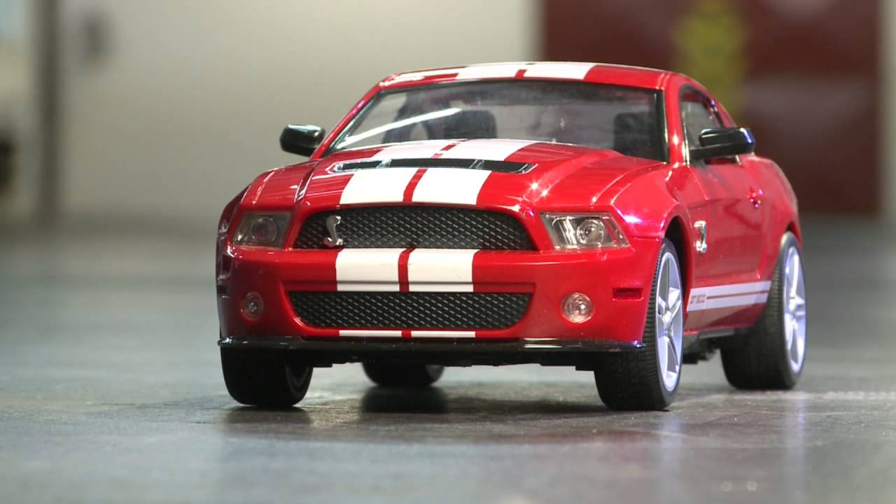 Buddy Toys 1 12 Ford Mustang Shelby Gt 500 Youtube