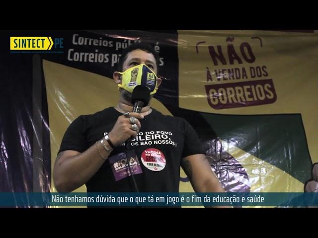 NOTA SINTECT/PE: GREVE DE 24HS E MANUTENÇÃO DO ESTADO DE GREVE PERMANENTE, 17/08/2021