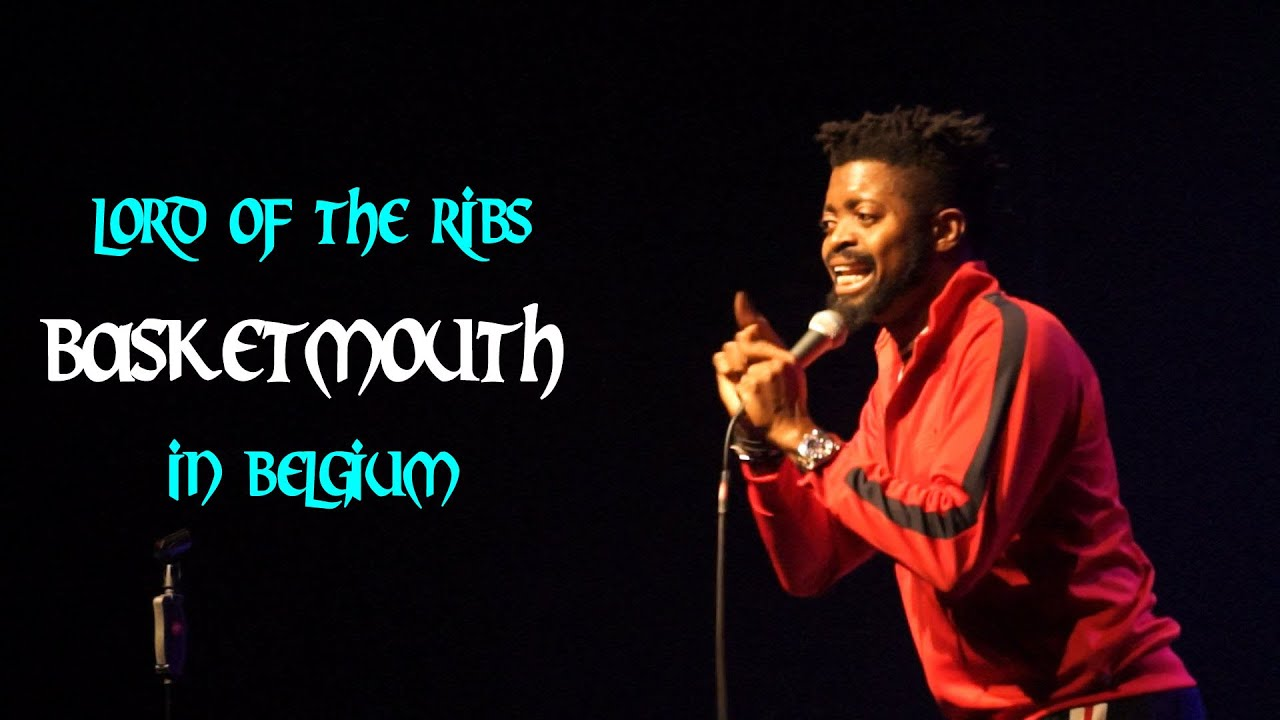 Download Basketmouth | The Son Of Peter | Lord of The Ribs | Live in Belgium | Basketmouth Full Comedy Show