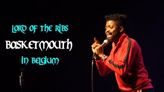 Basketmouth | The Son Of Peter | Lord of The Ribs | Live in Belgium | Basketmouth Full Comedy Show