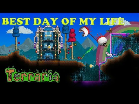 Terraria | BEST DAY OF MY LIFE | #1