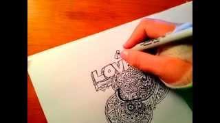 Broken Arm Doodle
