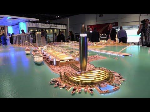 Dubai developers unveil mega-projects despite downturn