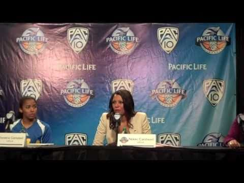 ESPNLA.COM: Nikki Caldwell emotional after UCLA loss to Stanford