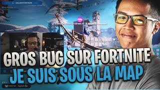 BIG BUG ON FORTNITE, I'm THE MAP!