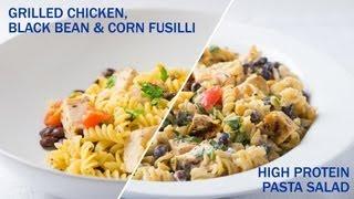 Back-to-school Grilled Chicken Fusilli  - Italpasta Recipe