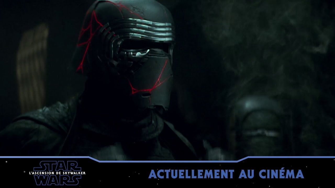 Star Wars L Ascension De Skywalker Actuellement Au Cinema Youtube
