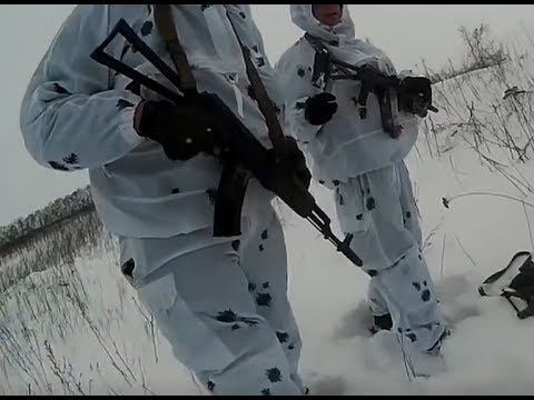 (Archive) Ukrainian sabotage-recon group failed operation| November 23rd 2017 | Donbass