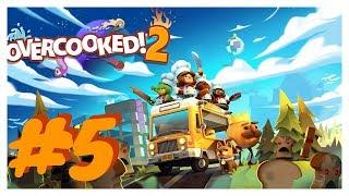 Baixar #5 Overcooked! 2 Gameplay    w/ Abgwan, Akma, & Van    Malaysia