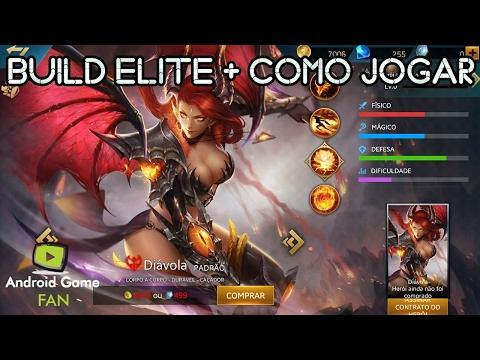 Diávola (Lilith) - Build Elite + Como Jogar + Rankeada