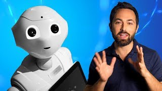 Will Robots Take Our Jobs?
