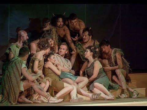 TRAILER |  L'ORFEO Monteverdi - New Belgrade Opera / Madlenianum