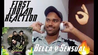 INDIAN React on Bella y Sensual-Romeo Santos, Daddy Yankee | FIRST INDIAN REACTION | vlog reaction