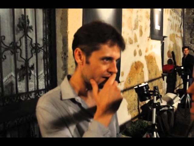 Paul Brousseau Ortaccio Jazz Festival 2014