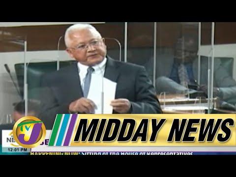 Jamaica's Parliament Pass Sexual Harassment Bill | TVJ Midday News - July 14 2021